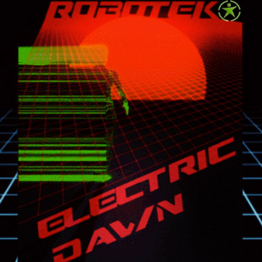 Robotek: Electric Dawn [pmgrec 104] 2014