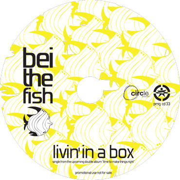 Bei The Fish: Living In A Box [pmgrec 033] 2009